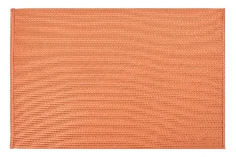DomTextilu Prestieranie do kuchyne oranžovej farby obdĺžnikového tvaru 5378-14455