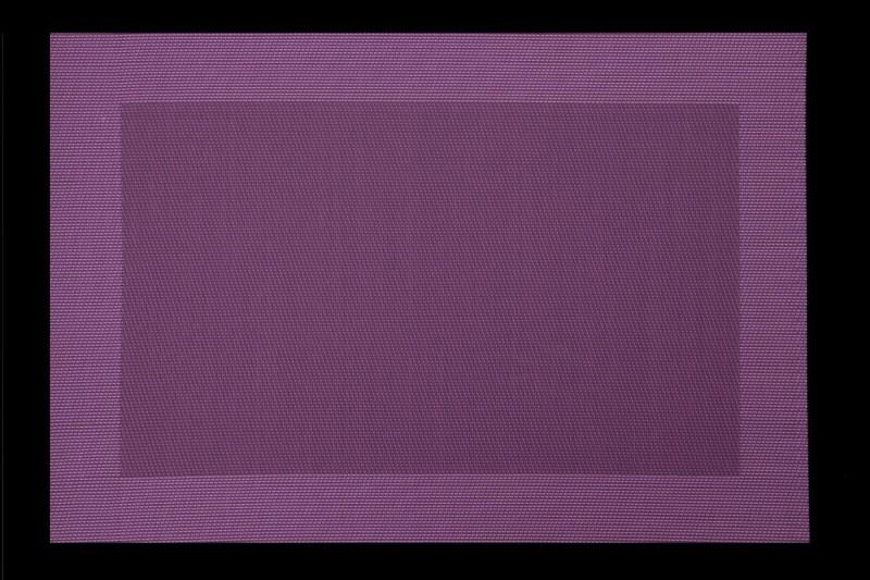 DomTextilu Moderné prestieranie fialovej farby na stôl obdĺžnikového tvaru 5381-14459