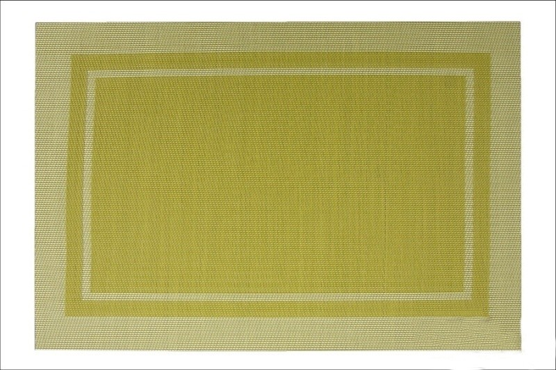DomTextilu Zelené prestierania na stôl Šírka: 30 cm | Dĺžka: 45 cm 5428-14520