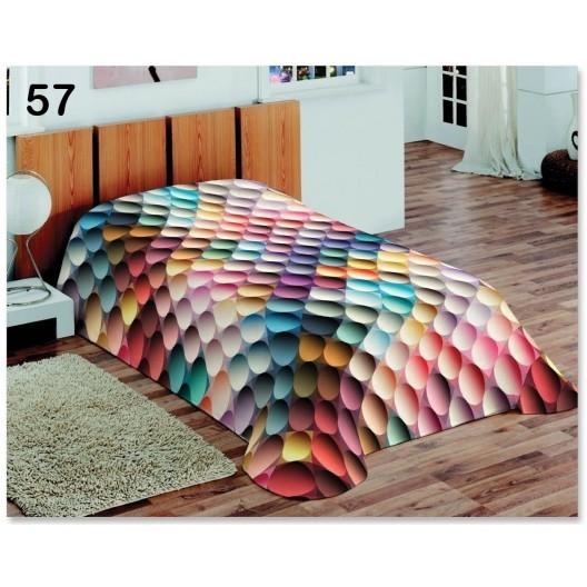 Prehoz do obývačky s farebnými guľôčkami