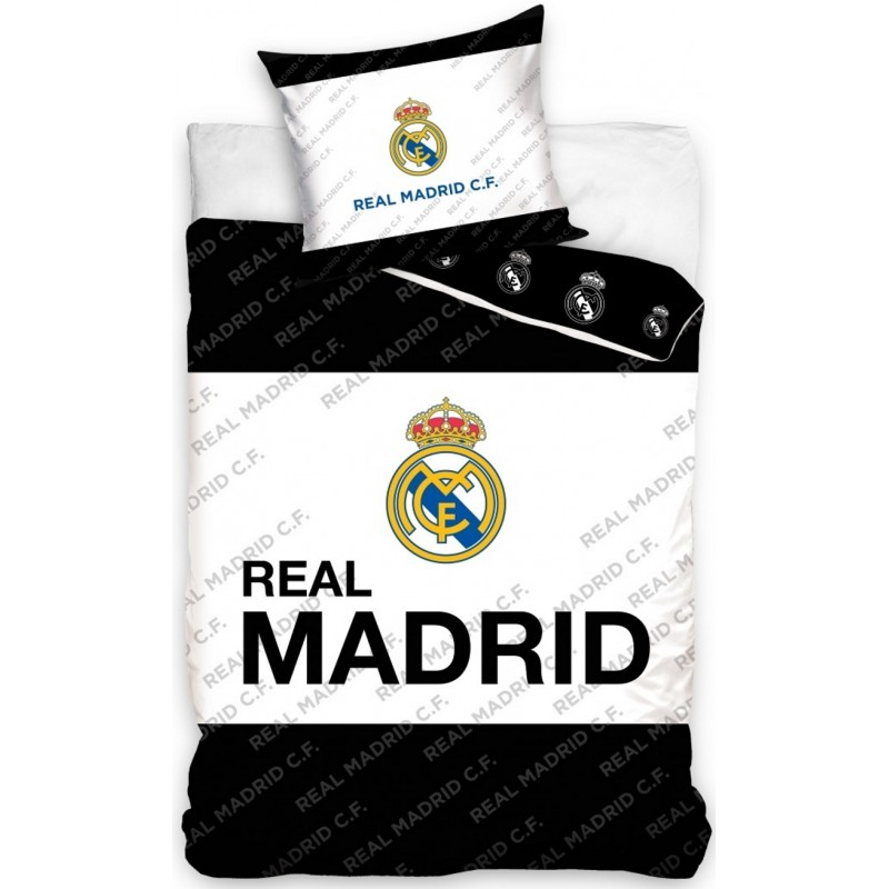 694d8735cdd24 Chlapčenské posteľné obliečky REAL MADRID - domtextilu.sk