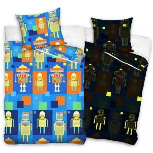 Detské svietiace posteľné obliečky