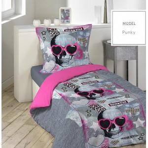 Detské bavlnené posteľné obliečky Rock Star