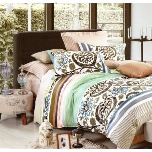 VINTAGE obojstranné posteľné obliečky 160 x 200 cm