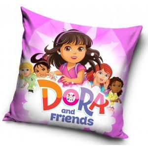 Obliečka na vankúšik Dora a priatelia