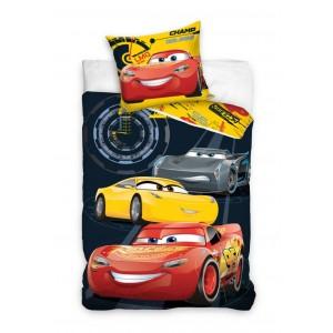CARS posteľné obliečky pre chlapcov
