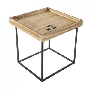 Dekoračný stolík na terasu