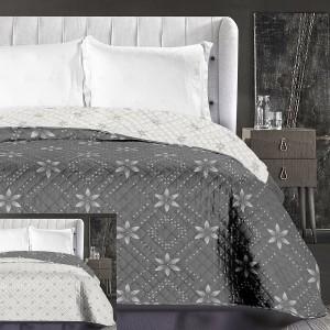 Kvalitné obojstranné prehozy na manželskú posteľ