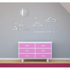 Originálne dekorácie do detskej izby