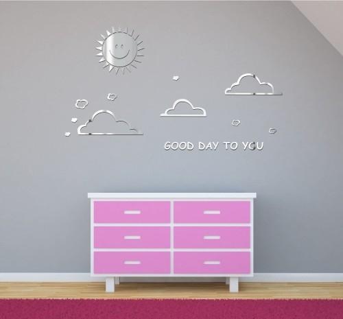 DomTextilu Originálne dekorácie do detskej izby 8045