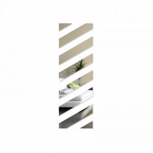 Akrylové dekoratívne zrkadlá pásy