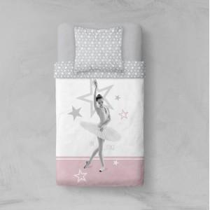 Kvalitné posteľné obliečky s baletkou
