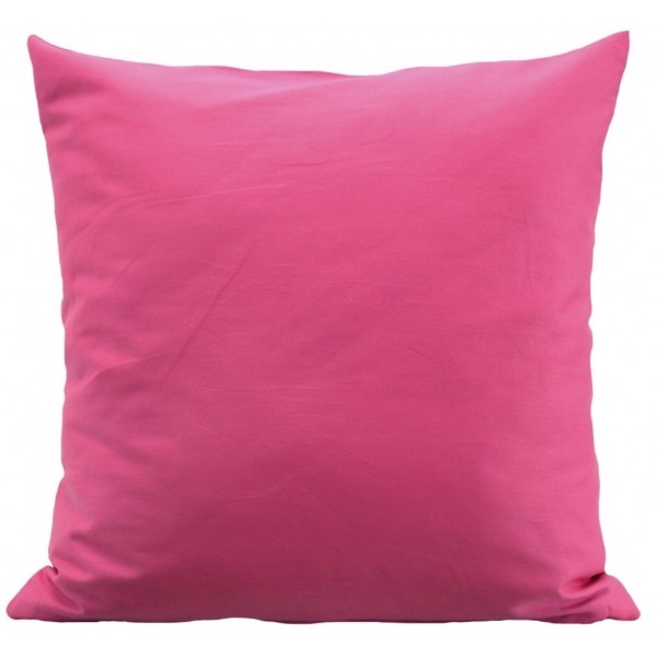 DomTextilu Ružová dekoratívna obliečka 40 x 40 cm 8256-124441