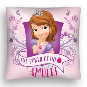 Ružová detská obliečka s princeznou