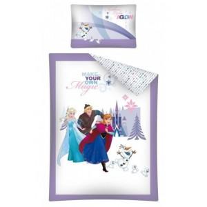 Ľadové Kráľovstvo posteľné obliečky pre deti
