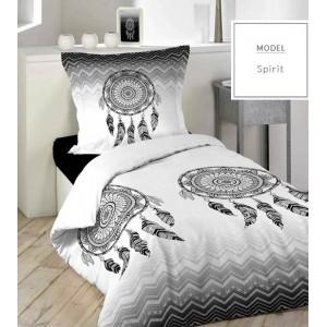 Lapač snov posteľné obliečky bielej farby