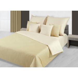 Luxusné obojstranné zlaté obliečky na posteľ