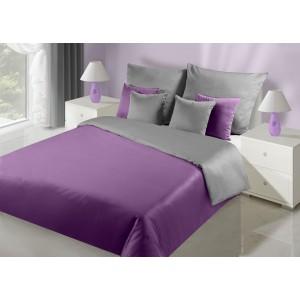 Luxusné posteľné obliečky fialovej farby