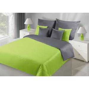 Nádherné posteľné obliečky zelenej farby