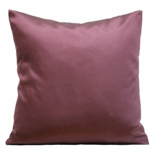 Tmavo levanduľová dekoračná obliečka na vankúš 40x40