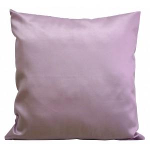 Svetlo fialové dekoračné poťahy na vankúše