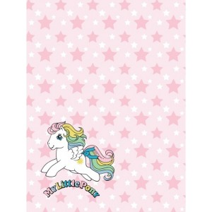 My little pony deka pre dievčatá ružovej farby