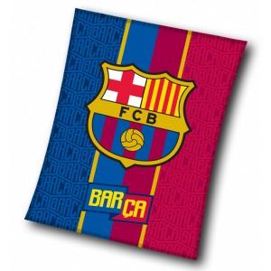 Kvalitná deka pre deti FC Barcelona