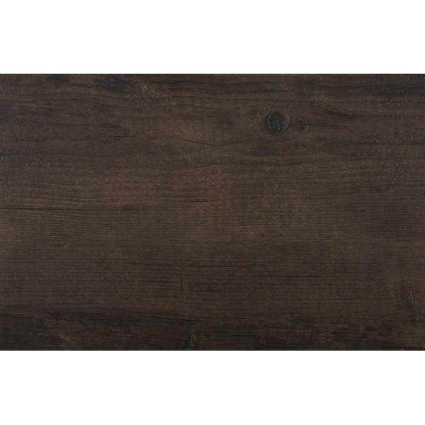 DomTextilu Tmavo hnedé prestieranie na stôl drevený motív 10269-28368