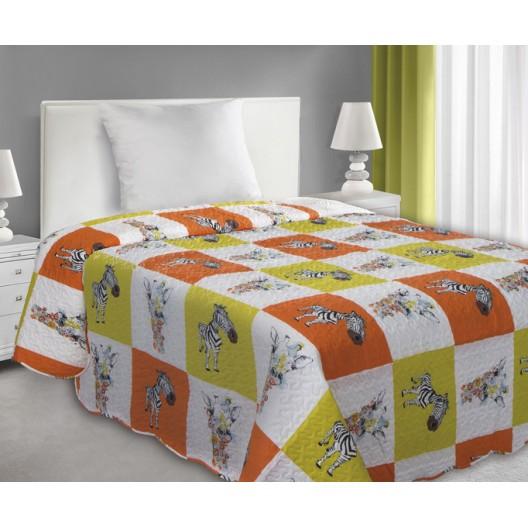 Kvalitné prikrývky na detskú posteľ obojstranné