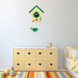 Hodiny s tichým chodom do detskej izby