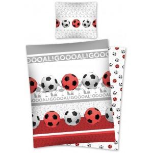 Luxusné obliečky pre deti s futbalovým motívom