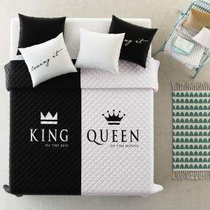 Prehozy na manželskú posteľ s nápismi