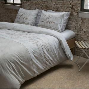 Romantické posteľné obliečky Love