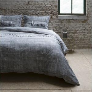 Luxusné obliečky sivej farby DREAMER