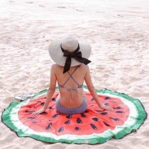 Kvalitné plážové osušky melón