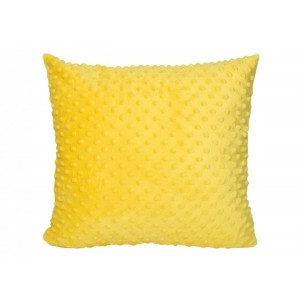 Obliečky na vankúše žltej farby 40x40