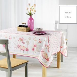 Obrusy na stôl s motívom kvetov