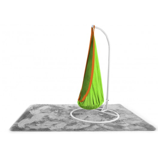 Hojdacia plachta zelená