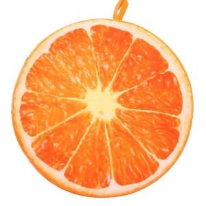 Detské vankúše pomaranč