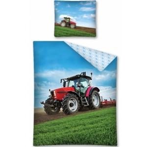 Posteľné obliečky traktor