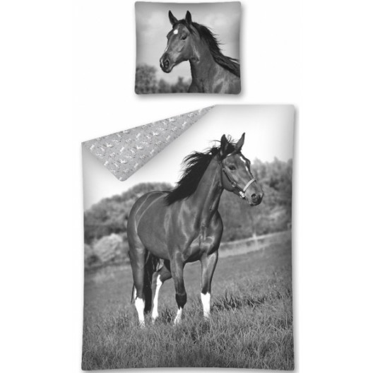 3d obliečky kôň