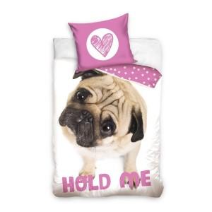 Bavlnené posteľné obliečky pre dievčatá