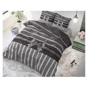Luxusná posteľná bielizeň s mašľou