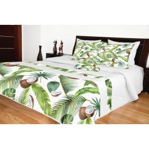 Luxusné prehozy na posteľ s exotickým vzorom