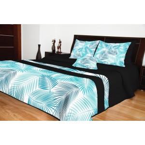 Prehozy na manželskú posteľ čierne