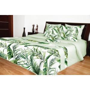 Prikrývky na posteľ s prírodným dizajnom