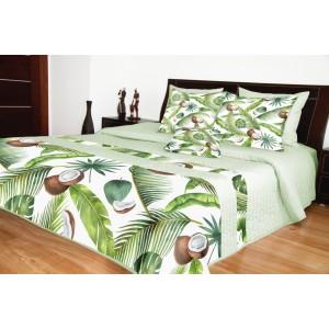 Prikrývka na posteľ s originálnou potlačou