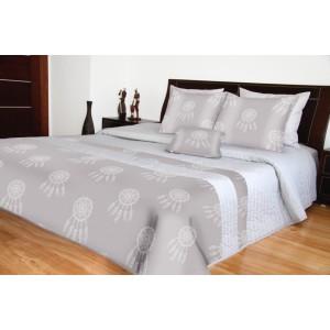 Prikrývka na jednolôžko aj manželskú posteľ