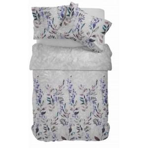 Kvetinové posteľné obliečky