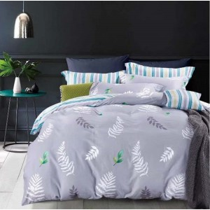 Bavlnené posteľné obliečky s moderným vzorom